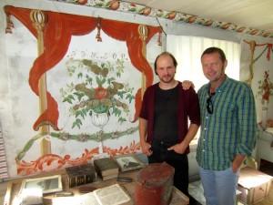 Anders och Bengan